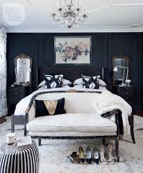 Black And White Room Decor Decorations Black And White Bedroom Decor Bedroom Delightful