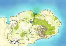 Jurassic Park Map Park Map By Hyrotrioskjan On Deviantart