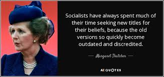 Seeking Titles Margaret Thatcher Quote Socialists Always Spent Much Of