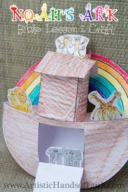 noah u0027s ark bible lesson u0026 craft