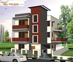 Triplex House Plans Triplex House Design Triplex House Design Like Share Com U2026 Flickr