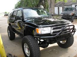 toyota 4runner lifted 2000 toyota 4runner information and photos zombiedrive
