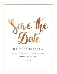 save the date invitations collection digital printing save the date save the date