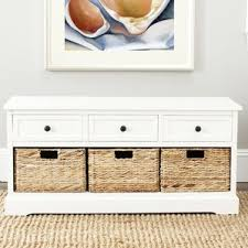 White Wood Storage Bench Entryway Benches Full Image For Entryway Benches Storage 127