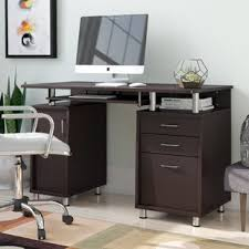Dual Monitor Computer Desks Dual Monitor Computer Desk Wayfair