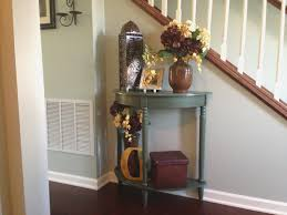 shallow entry table entryway furniture ideas