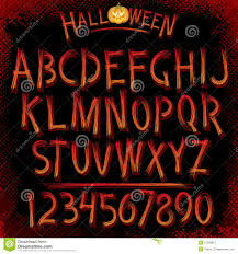 grunge vector font stock photos image 27289813