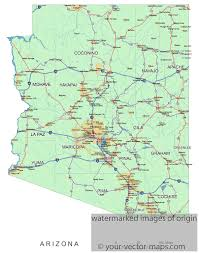 Arizona Maps by Arizona State Route Network Arkansas Highways Map Cities Of