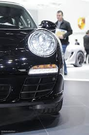 Porsche 911 Black - geneva 2011 porsche 911 black edition live photos autoevolution