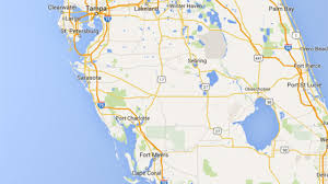 Where Is Port St Lucie Florida On The Map by Hiking The Florida Trail Florida Hikes Map Of Southern Florida
