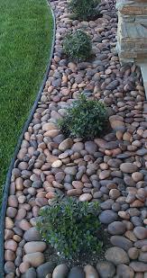 Different Garden Ideas Decorative Landscape Rocks Different And Great Garden Project