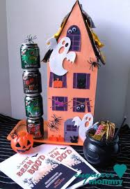 How To Decorate A Shoebox Diy Haunted House From A Shoe Box Hometalk