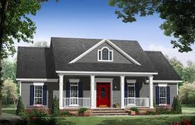 Farm Style House by Country Style House Plans 2123 Square Foot Home 1 Story 3