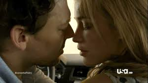 Covert Affairs Blind Guy It U0027s Time To Discuss Covert Affairs Season 3 Sugar Rushed