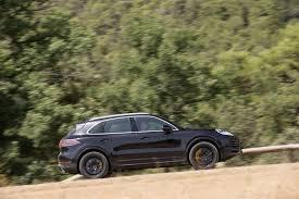 porsche suv black porsche cayenne 2018 pre launch review cars co za