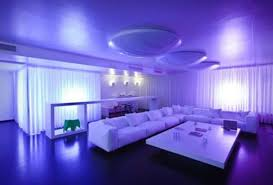 futuristic living room fabulous and intriguing lighting for futuristic living room