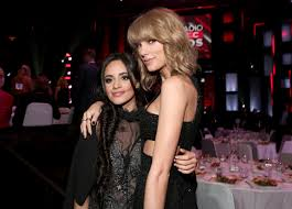 camila cabello opens up about spending halloween with taylor swift