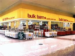 Bulk Barn Downtown Toronto Retail Chains Roberts Signs And Awnings