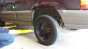 lexus spare tires customer said