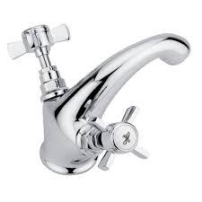 victoria crosshead basin shower bath mixer tap set 122 victoria crosshead basin shower bath mixer tap set image 4