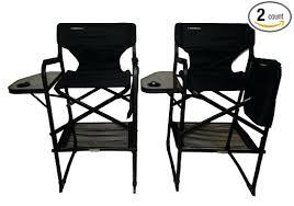Folding Directors Chair Side Table Directors Chairs With Side Table Director Folding
