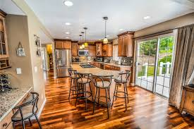 wood stained kitchen cabinets 5 reasons why stained kitchen cabinets woodworks