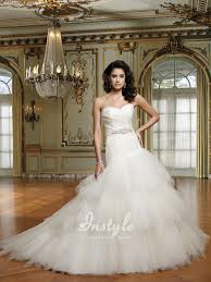gown wedding dresses uk multi tiered strapless sweetheart tulle gown wedding dress uk