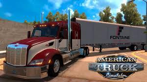 kenworth trucks sale owner american truck simulator peterbilt 579 owner operator w curtain