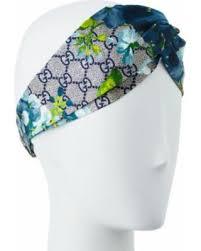 silk headband sweet deal on gucci gg blooms silk headband