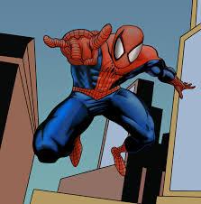 painting spiderman spk56 deviantart