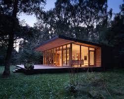 Contemporary Cabin Asserbo House Denmark Adventure Journal