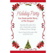 christmas invitations custom christmas invitations thank you cards invites
