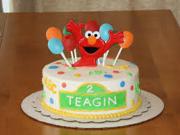 elmo cake topper party cakes sesame elmo cake