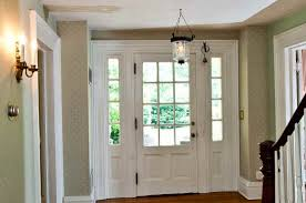 colonial style front doors executive home for sale capital district ny colonial foyer