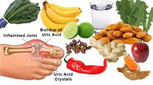 gout foods gout diet purines chart uric acid chart gout help