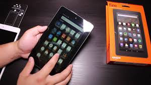 amazon black friday tablets amazon u0027s 50 fire tablet unboxing setup u0026 review youtube