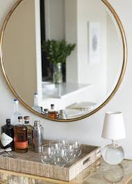 big circle wall mirrors home design ideas with mirror