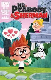 peabody sherman 1 idw publishing comicbookrealm
