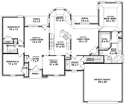 5 bedroom 3 bath floor plans 5 bedroom 3 bath single story house plans recyclenebraska org