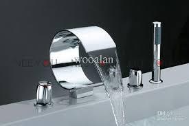Luxury Bathroom Faucets Design Ideas Fancy Bathroom Faucets 2018 Bathroom Waterfall Sink Faucet Luxury