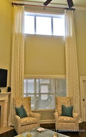 two story window treatment ideas google search decorating our