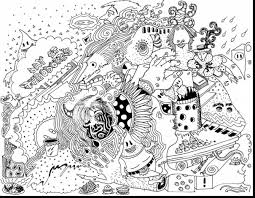 beautiful doodle flower coloring doodle coloring pages