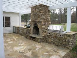 kitchen covered outdoor kitchen plans built in bbq grill ideas