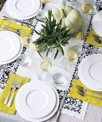 Simple Thanksgiving Table Settings Upgrade Your Thanksgiving Table Settings Real Simple