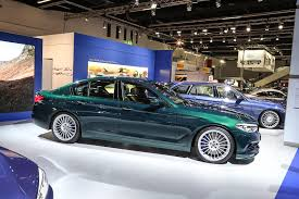 alpina d5 s 322bhp diesel launched in saloon and estate forms