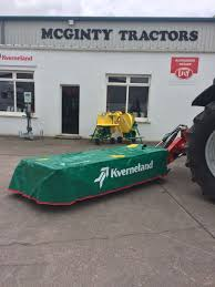 new machinery mcginty tractors