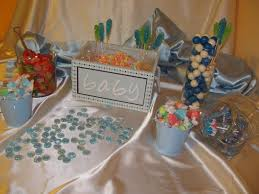 photo baby shower candy dishes image