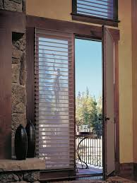 blinds shades u0026 shutters for french doors custom window coverings