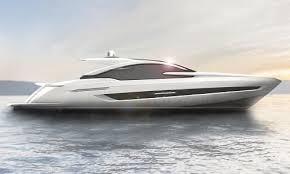 yacht design fairline unveils yacht design by mancini