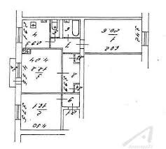 nab floor plan buy 3to the apartment frunzenskaya nab 14 move in ready